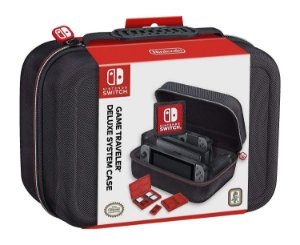 Case Deluxe System Case para Nintendo Switch