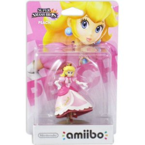Amiibo Peach - Super Smash Bros - Nintendo