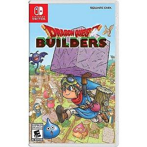 Jogo Dragon Quest Builders - Nintendo Switch