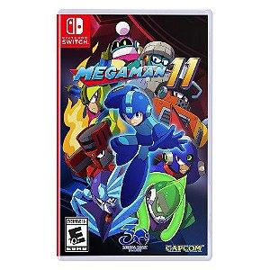 Jogo Megaman 11 - Nintendo Switch