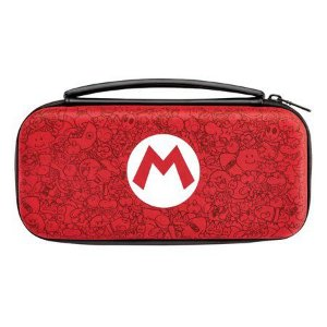 Case Deluxe - Super Mario para Nintendo Switch