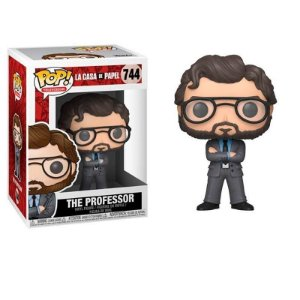 Funko Pop! Professor - La Casa de Papel