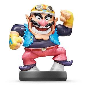 Amiibo Wario  - Super Smash Bros - Nintendo