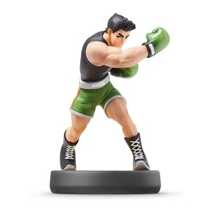 Amiibo Little Mac  - Super Smash Bros - Nintendo