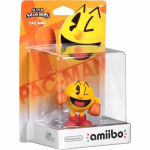 Amiibo Pac-Man  - Super Smash Bros - Nintendo