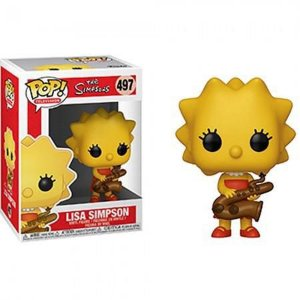 Funko Pop! Lisa Simpsons - Os Simpsons