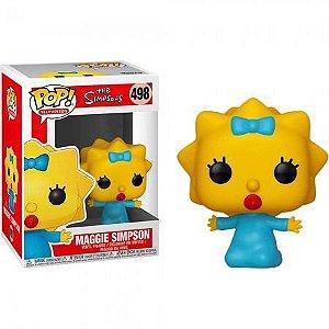 Funko Pop! Maggie Simpsons - Os Simpsons