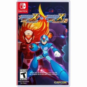Jogo Megaman X Legacy Collection - Nintendo Switch