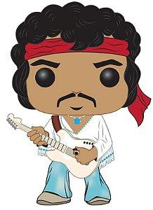 Quadro Decorativo Funko Pop! Jimi Hendrix