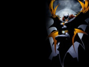 Quadro Decorativo Batgirl - DC