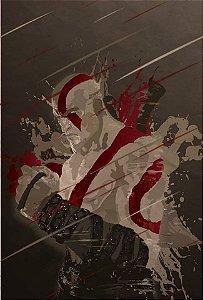 Quadro Decorativo God of War