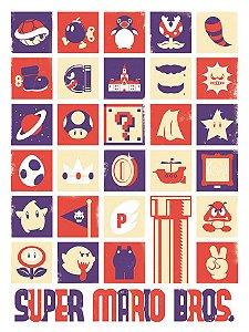Quadro Decorativo Mario 3