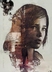 Quadro Decorativo The Last Of Us