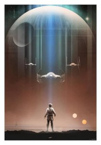 Quadro Decorativo Star Wars 2