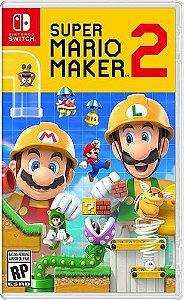 Jogo Mario Maker 2 - Nintendo Switch