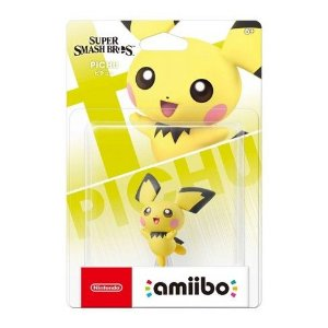 Amiibo Pichu - Super Smash Bros Nintendo