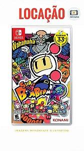 [Disponível] Super Bomberman R Nintendo Switch