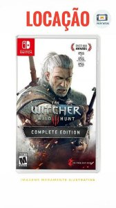 [DISPONÍVEL] The Witcher 3 Nintendo Switch