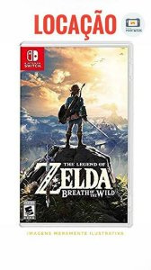 [DISPONÍVEL] The Legend of Zelda: Breath of the Wild Nintendo Switch