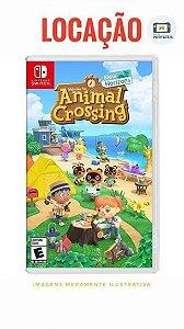 [DISPONÍVEL] Jogo Animal Crossing New Horizons Nintendo Switch