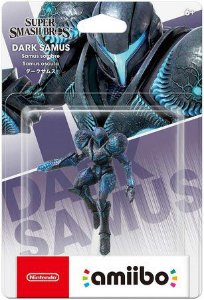 Amiibo Dark Samus - Nintendo