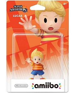 Amiibo Lucas - Super Smash Bros - Nintendo