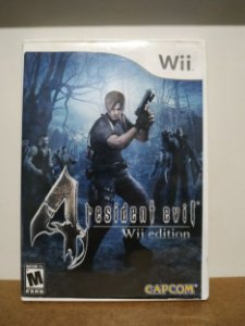 Resident Evil 4 - Nintendo Wii Edition