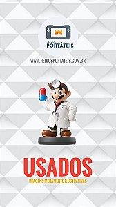 Amiibo Dr Mario - Super Smash Bros Nintendo