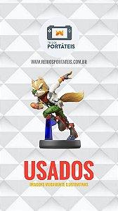 Amiibo Fox - Super Smash Bros Nintendo