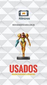 Amiibo Samus - Super Smash Bros Nintendo