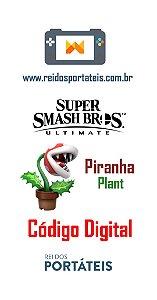 Lutador Piranha Plant DLC Super Smash Bros Ultimate