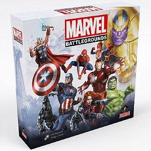 Pré Venda - Marvel Battlegrounds