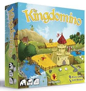 Jogo De Tabuleiro Kingdomino - Papergames