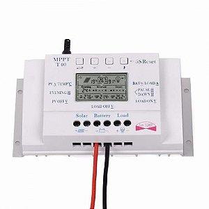 Controlador De Carga Solar 40a. Mppt 40T