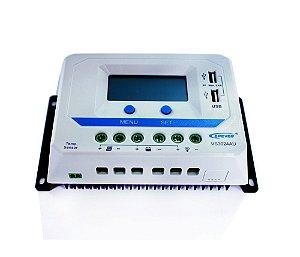 Controlador Carga PWM Solar 30A 12/24v Epever VS3024AU