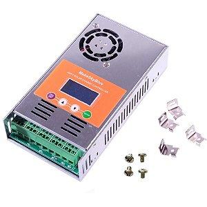 Controlador solar 60A MPPT para 12/24/36/48 VDC MAKESKYBLUE  Alta Qualidade