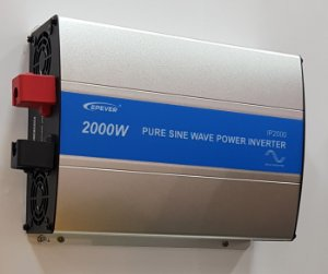 Inversor EPEVER 2000W 24Vdc x 120Vac onda senoidal Pura