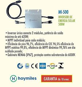 Micro Inversor Solar Mi-500 Hoymiles
