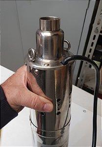 Bomba solar de água submersível para poço 3000L/H S243T-80