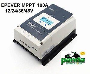 Controlador Solar EPEVER MPPT Tracer 10415AN 100A 12/24/36/48 v