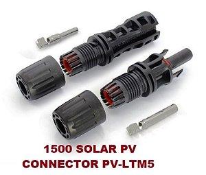Conector MC4 1500 VDC 30A BONENG