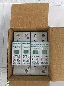 Dps - Dispositivo Protetor De Surtos 2 Polos Fase e Neutro CA Suntree