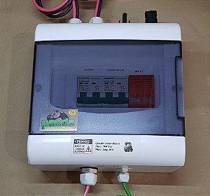 Quadro Fotovoltaico (Stringbox), Para controlador Solar 40A