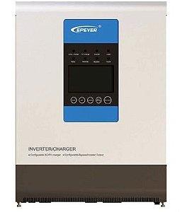 Inversor Híbrido Epever Upower 5000W / 80A MPPT / 48Vcc / 220Vca