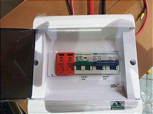 Quadro Fotovoltaico (Stringbox), Para  Inversor 5000 48/220v