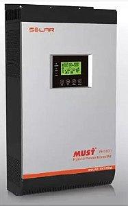 KIT solar com Inversor 5000W Must 48/220