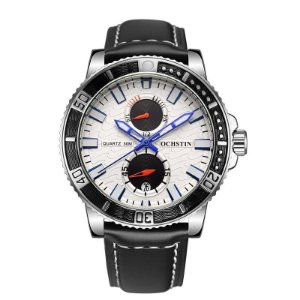 Relógio Elegante Piloto