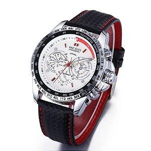 Relógio de Luxo Megir Business