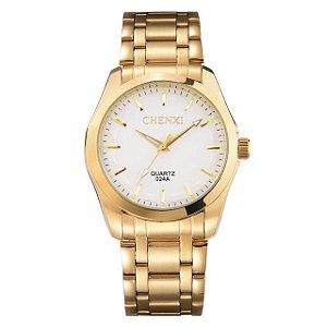 Relógio Chenxi Ouro