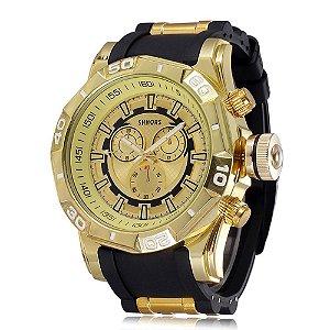 Relógio de Luxo Shhors Invicta Style